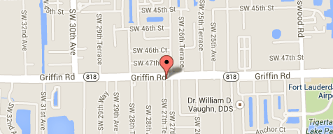 Griffin Rd Map