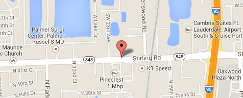 Stirling Rd Map